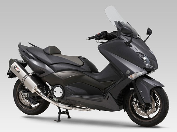 scarico t max 530 2016