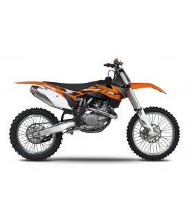 KTM 450 FE 2012-14 / SX-F/XC-F 2013-15 Signature RS-4 FS SS-AL-CF