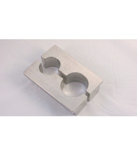 Shaped support plates diameters 41-51, 43-57, 48-60 Euro Racing
