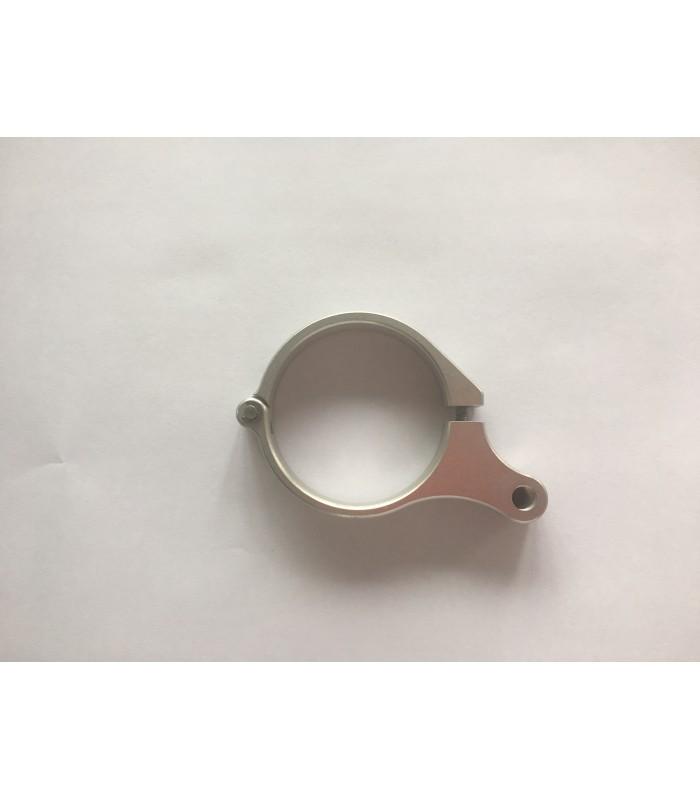 Collarino per Montaggio Ammortizzatore di sterzo Linare Collare /Φ 35mm,Collarino ammortizzatore forcella Collarino di montaggio Diametro 35mm