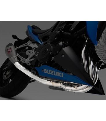 Tubi di scarico opzionali Yoshimura per Suzuki GSX-S1000 2015-2016/2017-