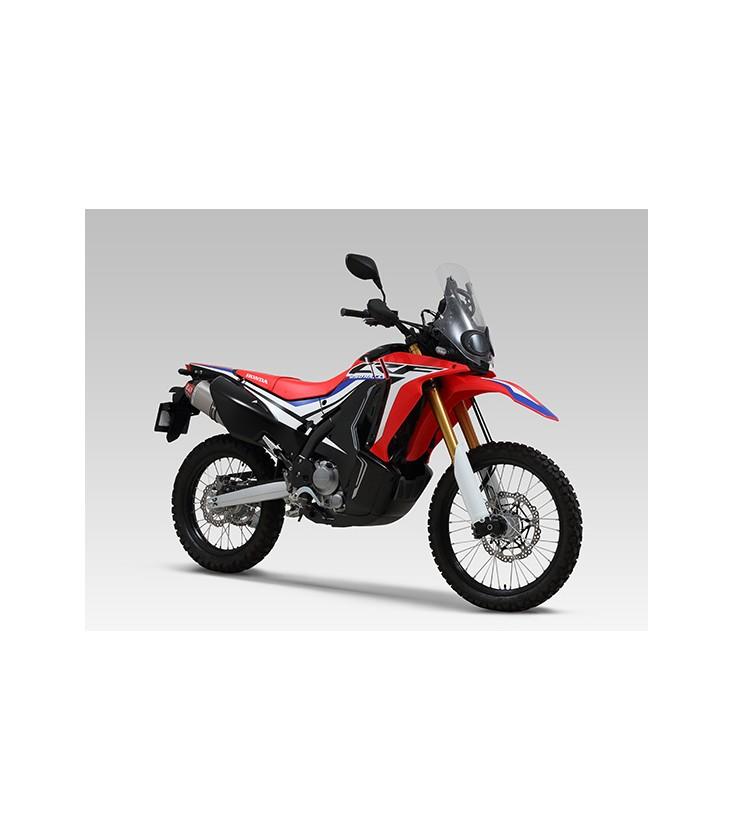 Yoshimura Full System Rs 4j Street Sport For Honda Crf250lrally
