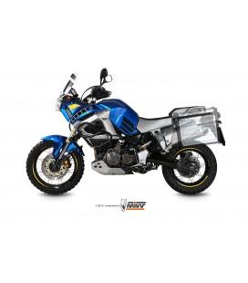 Scarico Mivv Speed Edge inox per Yamaha XT 1200 Z Super Tenerè 2010-