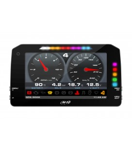 "Cruscotto 6"" MXP AIM - Dash Logger con dispaly TFT"