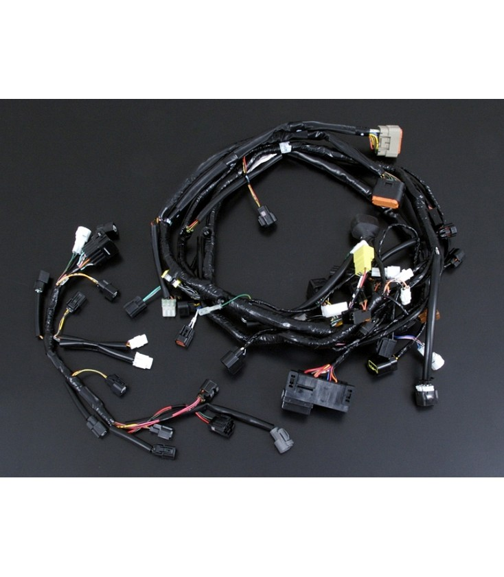 wiring harness yoshimura for em-pro for gsx-r600/750 2006-2007   cablaggio racing yoshimura per em-pro per gsxr1000 12-16