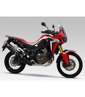 Yoshimura Slip-on street sport Hepta Force for Honda CRF1000L Africa Twin 2016-2017