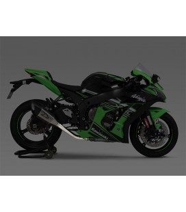 Yoshimura Racing mid pipe for slip-on R11Sq for Kawasaki Ninja ZX-10R 2016-2018