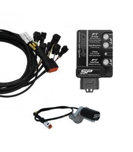 Kit Cambio Elettronico CGS4 con sensore a nottolino SP Electronics