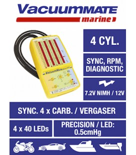 TecMate VACUUMMATE allweather marine rechargeable