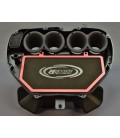 MWR high performance velocity stacks for Suzuki GSX-R 1000 / R 2017-2019
