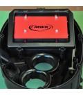 MWR high efficient air filter for Aprilia RSV 1000 R / FACTORY 2004-2009 Tuono V4 2011-2015 Tuono 1100 2015-2018