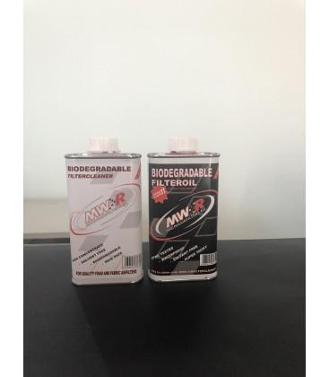 Kit di manutenzione e pulizia filtri aria MWR