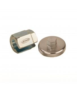 Chiave per tappo superiore forcella / chiave rimozione molle Showa BPF - K-Tech