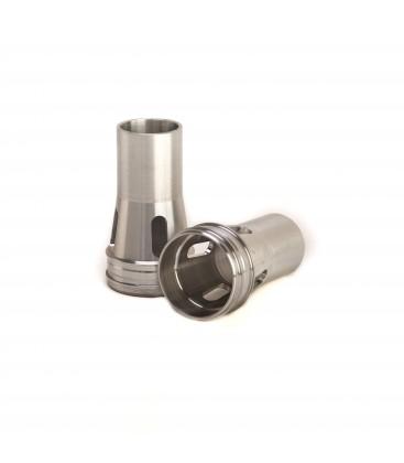 Sede a cilindro per molla forcella con scanalatura KYB 48mm - K-Tech