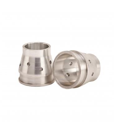 Sede a cilindro per molla forcella con fori WP 48 - K-Tech