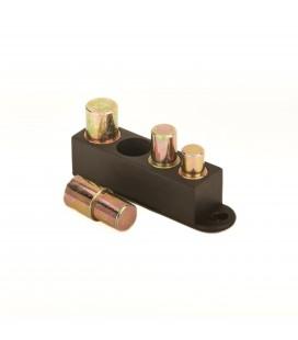 Kit estrattore e guida boccola ammortizzatore (12,5mm, 14mm, 16mm, 18mm) - K-Tech
