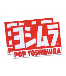 Set 2 Stickers Yoshimura Japan official