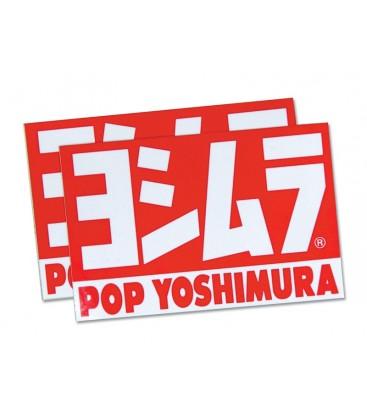 Yoshimura USA official stickers