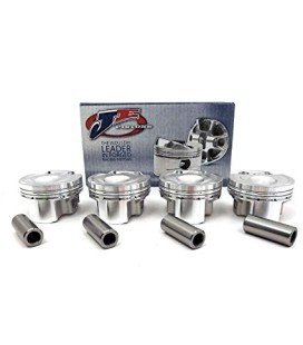 JE pistons set for Suzuki GSX-R 1000 2005-2008