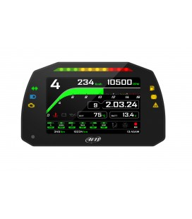 Cruscotto Plug&Play MXK10 AIM - Dash Logger P&P