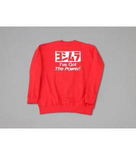 Felpa Yoshimura Japan Original - Rossa