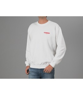 Sweat shirt Yoshimura Japan Original - White