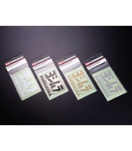 Yoshimura Japan official stickers 85mm