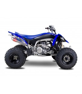 YFZ450R 09-20 / X 10 RS-2 STAINLESS FULL EXHAUST, W/ ALUMINUM MUFFLER