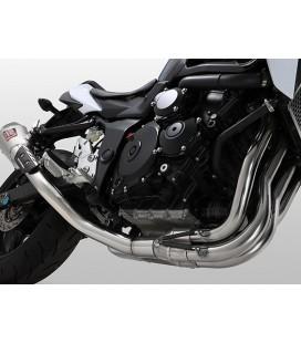 Tubi di scarico opzionali Yoshimura per Suzuki GSR 750