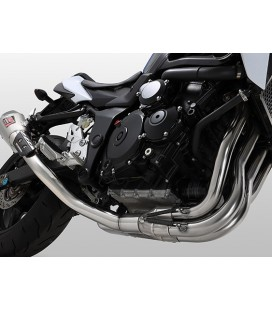 Yoshimura optional exhaust pipes for Suzuki GSR 750