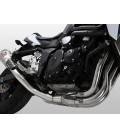 Yoshimura optional exhaust pipes for Suzuki GSR 750