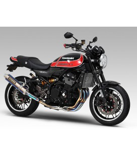 Yoshimura titanium full-system Duplex Shooter for Kawasaki Z900RS / CAFE 2018-2020