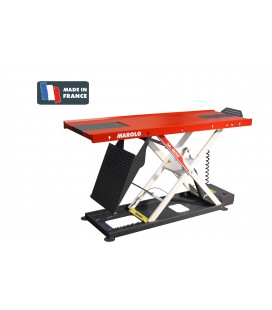 Ponte Sollevatore idraulico MAROLOLIFT 1200 H - con Pompa Elettroidraulica
