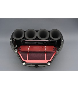 MWR high performance velocity stacks for Yamaha R1 / M 2020