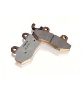 FRONT sintered brake pad