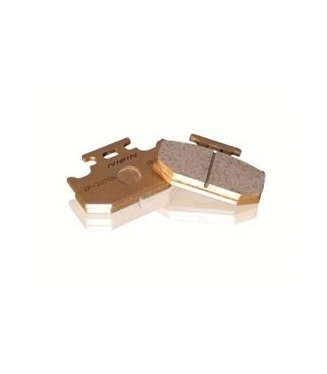 Nissin FRONT semi metallic brake pad