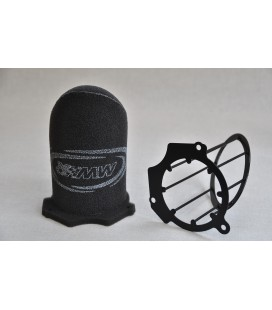 MWR racing air filter for Ducati Monster 821 / 1200 and Supersport 939 / 939S