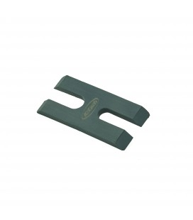 Piastra K-Tech dell'asta del pistone della forcella anteriore 10.70 / 12.70 (plastica)
