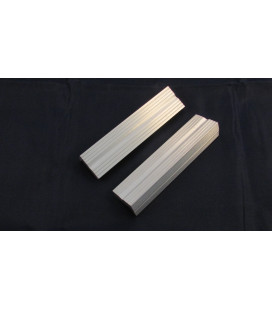 Magnetic plates for vice L120 Euro Racing