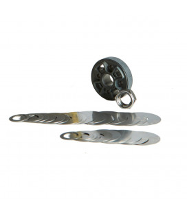 K-Tech Shock Absorber Piston Assembly with shims 40x12mm ADVENTURE for Yamaha Tenerè 700