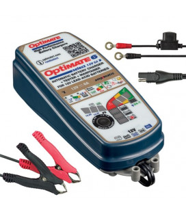 TecMate battery chargers Optimate 6 Select Gold series