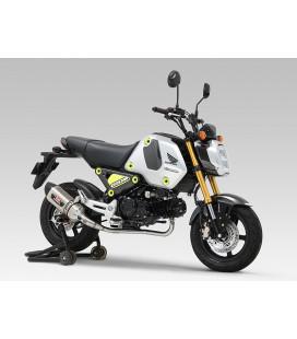 Scarico completo Yoshimura R-77S street sport per Honda Grom / MSX125 2021-2022