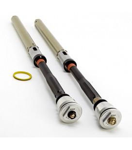 K-Tech Front Fork Cartridge 25IDS for Kawasaki NINJA H2 2015-2021 KYB