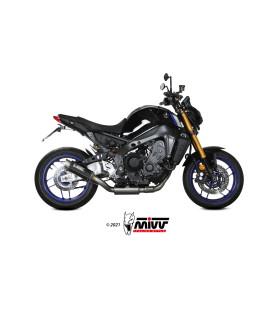 Scarico Mivv GP PRO carbonio Euro5 per Yamaha MT-09 2021