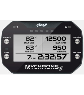 Display digitale MyChron5S 2T Aim - Dash Logger