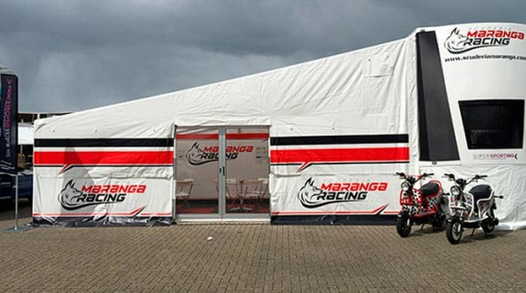 Euro Racing Technical sponsor della Scuderia Maranga Racing al Campionato Mondiale Supersport 300