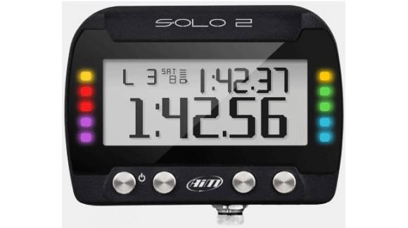 Solo 2 AIM, da Euro Racing i nuovi laptimer GPS per il motorsport