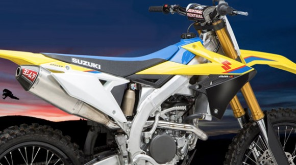 New: Yoshimura RS4 Complete Exhaust for your Suzuki RM-Z250 2019