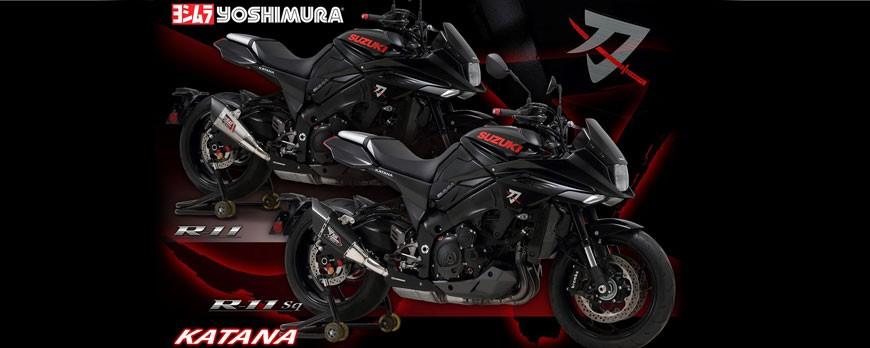 NEWS about Suzuki KATANA 2019!!