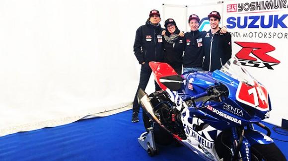 Euro Racing at Mugello Circuit for ELF CIV with Team Penta